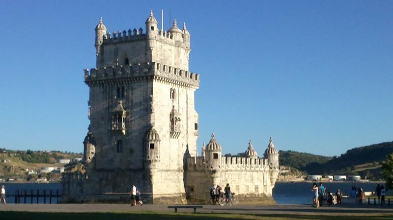 Lisabona Torre de Belem