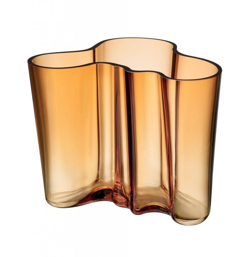 Vaza Savoy, design Alvar Aalto