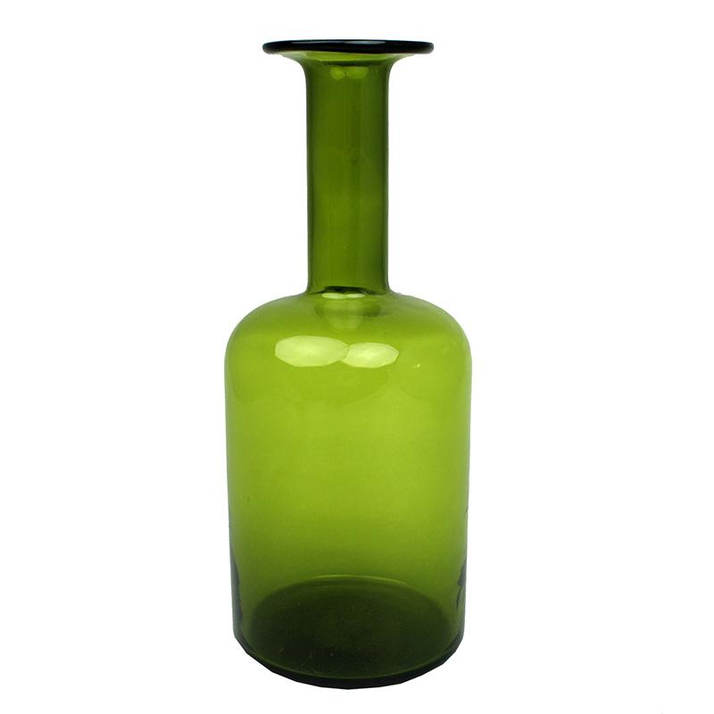 Chic-Ville-0002331_sticla_verde_cu_gat_lung_17_cm