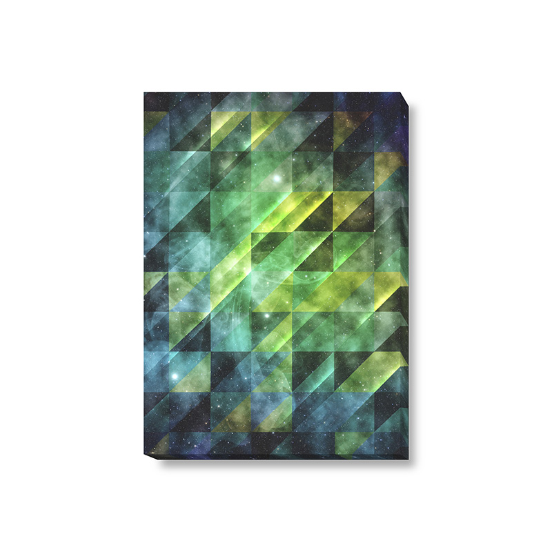 Mobexpert-Canvas-Art---Galaxy-Triangles-I---70x100cm