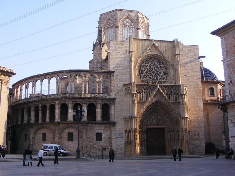 catedrala din Valencia, Spania