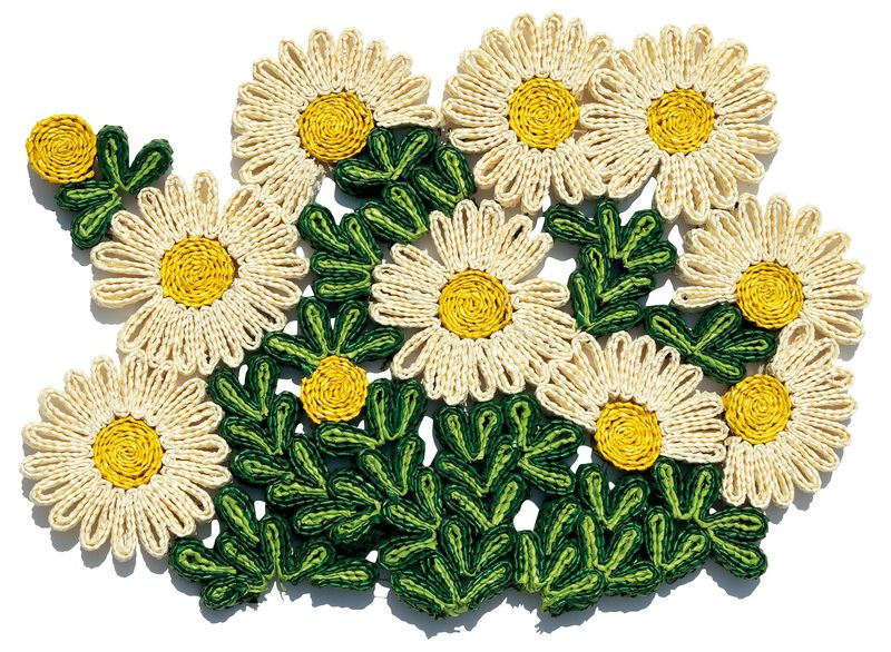 Made in design - Florigraphie Marguerite Placemat