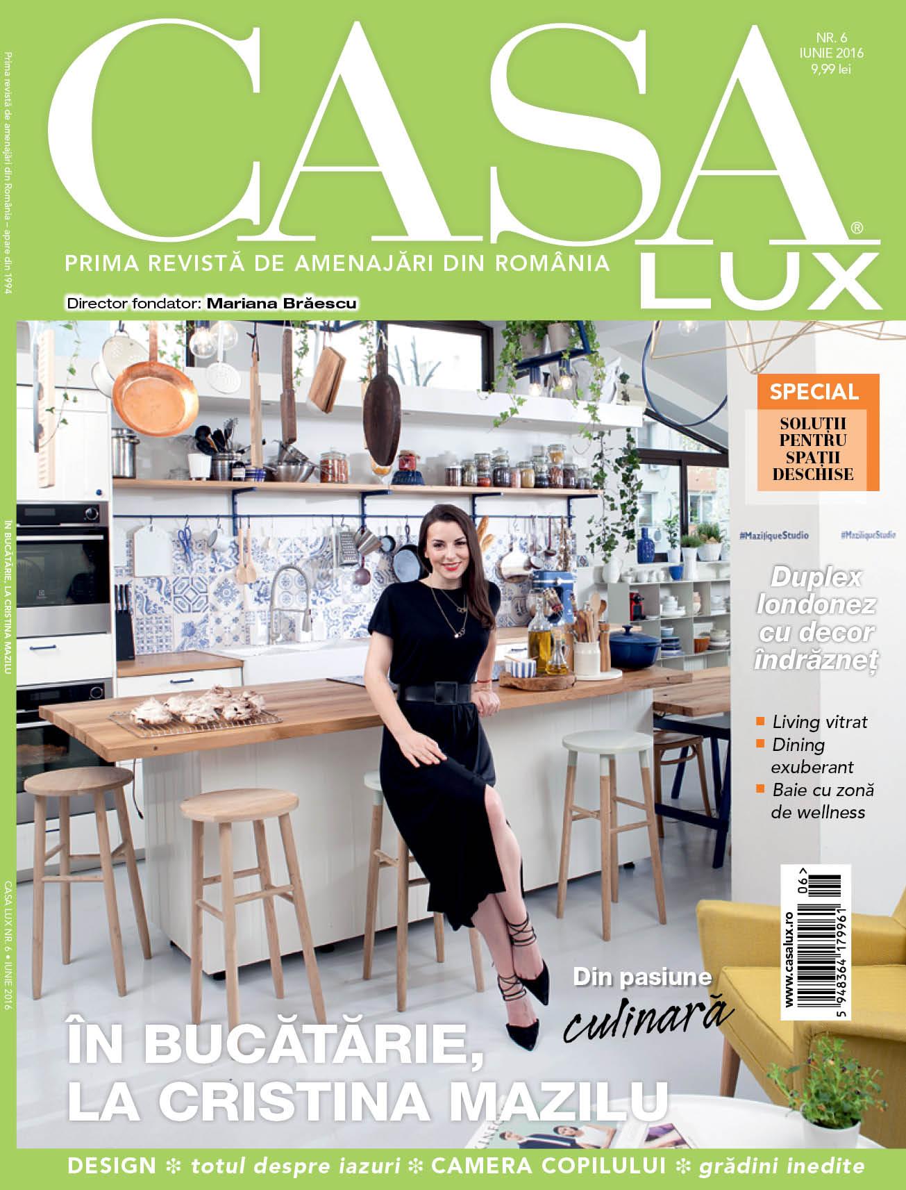 Casa lux, ediția iunie 2016