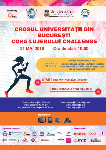 Crosul Universităţii din Bucureşti- cora Lujerului Challenge