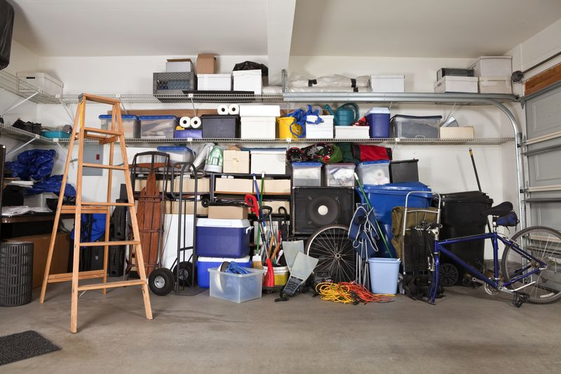Solutii garaj